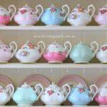 Royal Albert Teapots