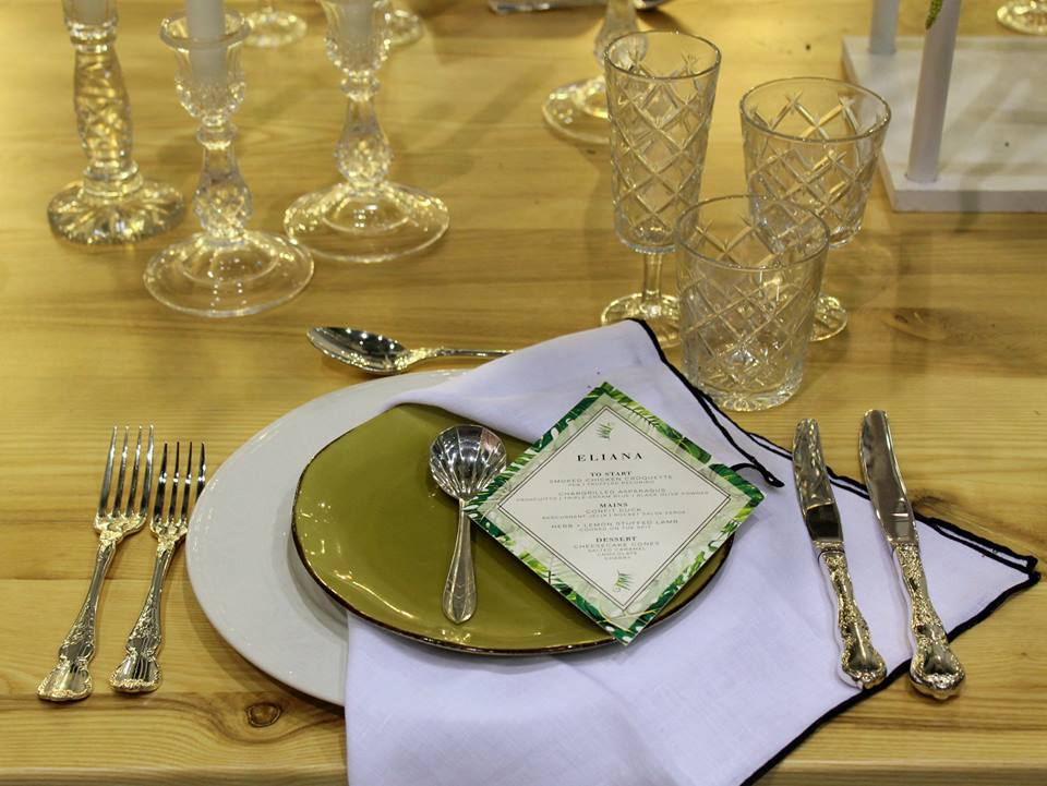 eBridal Fair Perth | The Vintage Table
