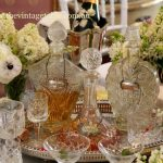 Vintage Crystal Decanters | 45 Available