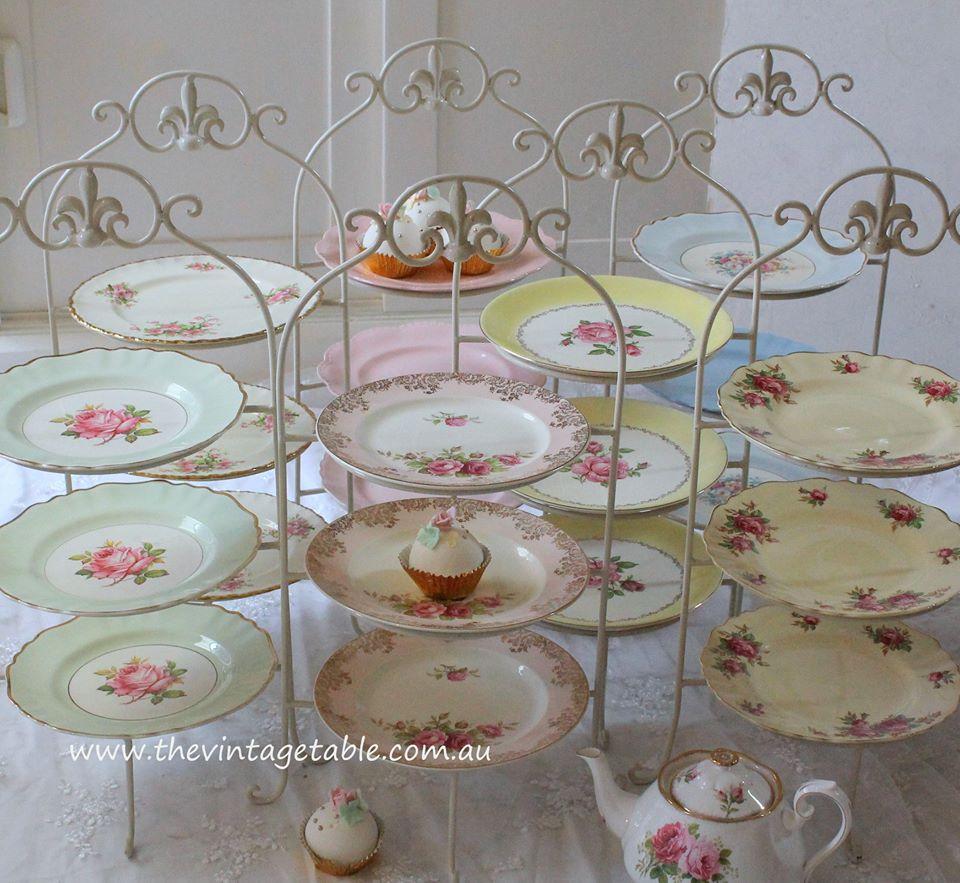 High Tea Cake Stand Hire Perth