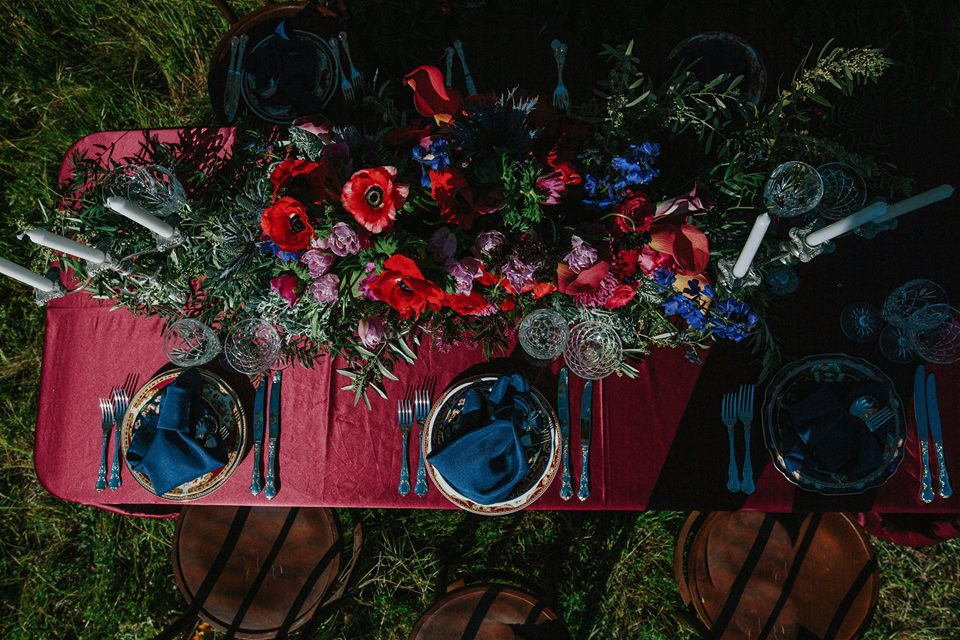 Wedding Hire | The Vintage Table Perth