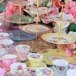 Garden Party ~ Traditional Luxury High Tea