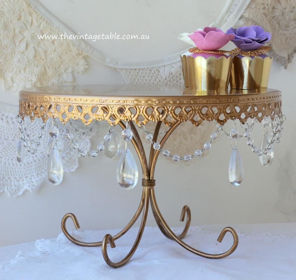cake stand hire perth | the vintage table