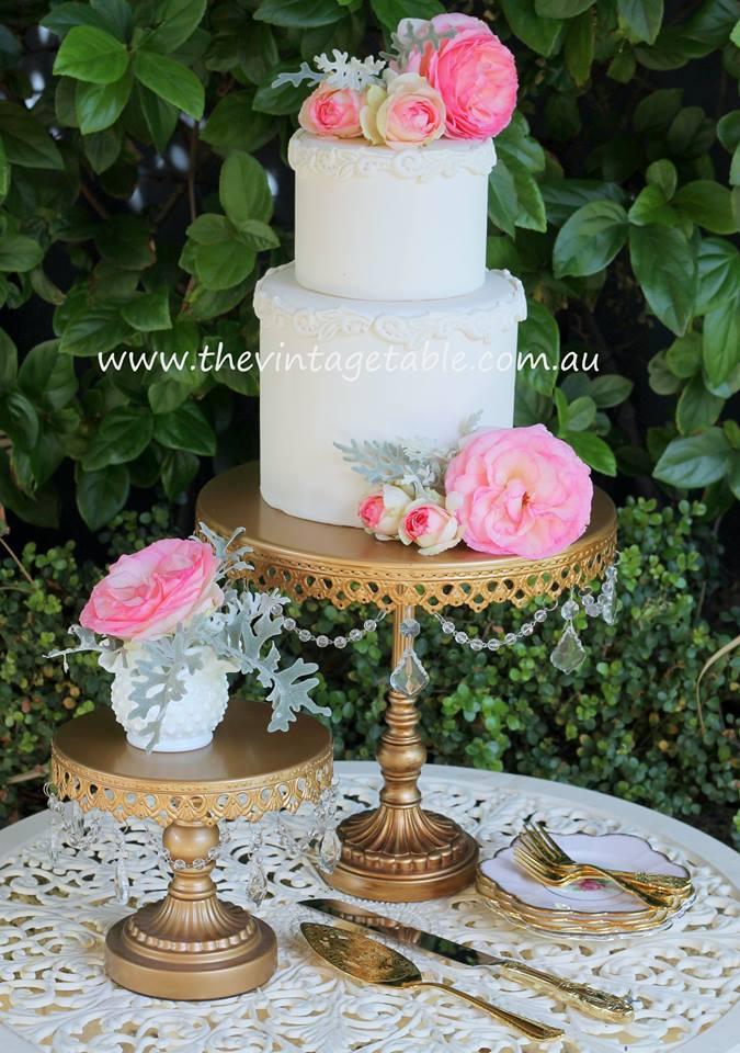 Chandelier Cake Stand Australia