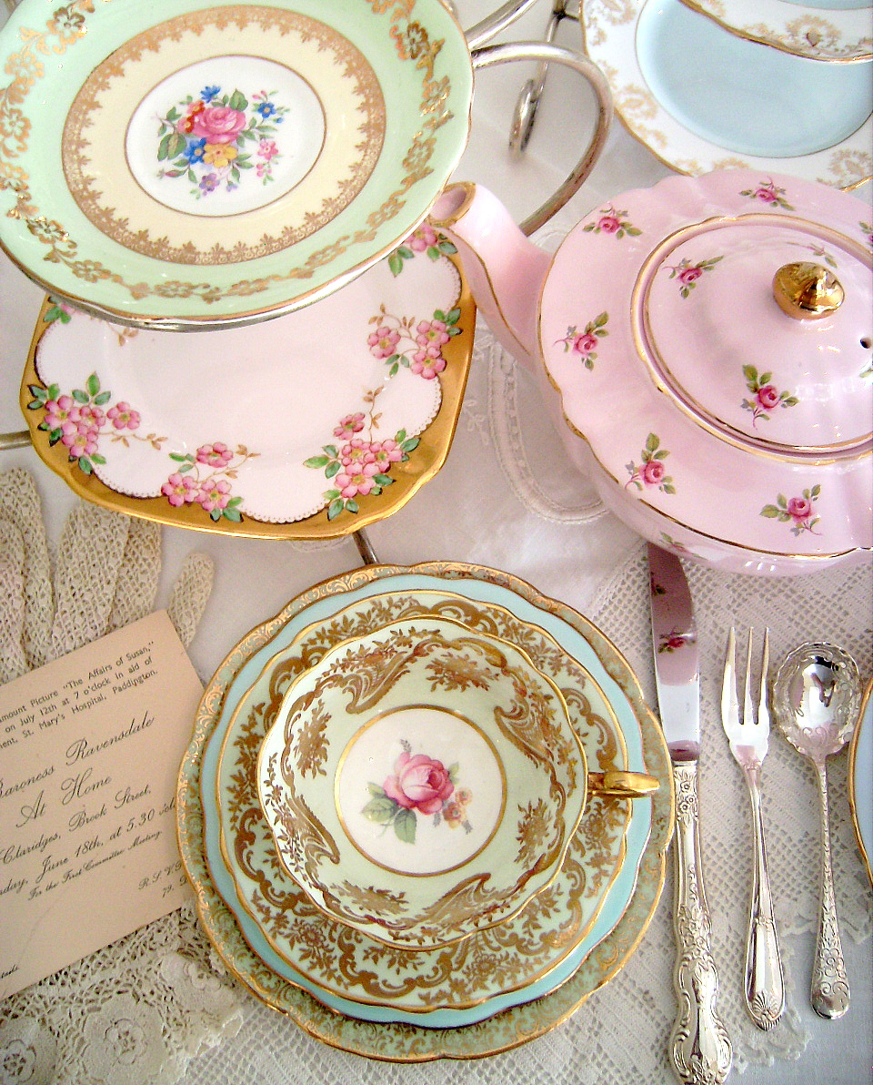 Magnificent Vintage High Tea 960 x 1192 · 715 kB · jpeg