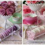 Vintage Macaron or Biscuit Trays ~ White or Pink ~ $5 ~ Qty: 25