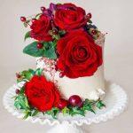 Vintage Milk Glass Pedestal | Cake by The Garnished Co