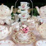 Bridal Whites, Creams & Pink Rosebuds