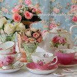 Fine Bone China & Vintage Vases