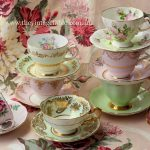 Vintage Bone China Duos