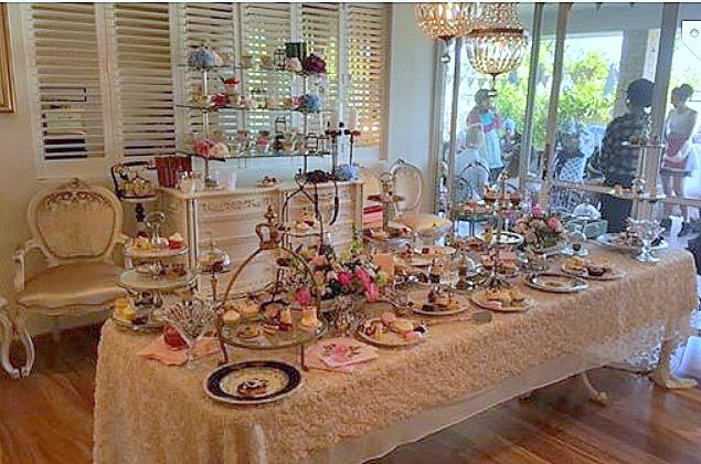 High Tea | Vintage Table Perth