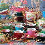 Midnight Tea ~ Rich & Bold Jewel Colors