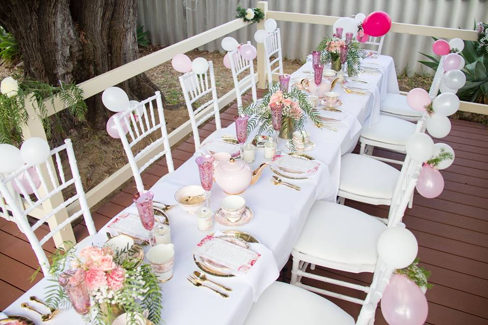 Baby Shower High Tea | Styled by Opulenticity