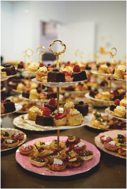 Wesley College Mother's Day High Tea for 160 guests