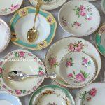 Vintage Bowls | Dessert or Soup