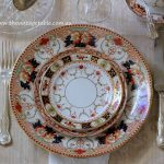 Heirloom Collection | Antique Imari Pattern China