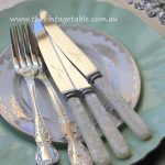 Vintage Faux Mother-of-Pearl Handled Knives | 120 Available