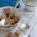 Vintage Silver Sugar, Jam or Cream Serving Spoons