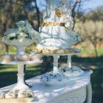 Dessert Table   Vintage Cake Stands