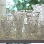 Assorted Vintage Crystal & Glass Vases | 220 Available