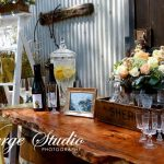 Drinks Station styled by Loved by Lisa