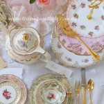 Vintage High Tea | Pink, White & Mint Green