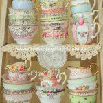 Standard size Vintage Milk Jugs & Sugar Bowls