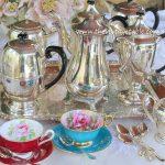 Vintage Silver Coffee Pots