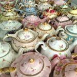 Authentic Vintage & Royal Albert Teapots $16 - Qty: 50 Plus