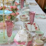 Traditional High Tea | All from The Vintage Table