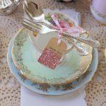 Vintage Silver Plated Cake Forks & Teaspoons