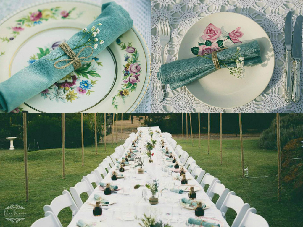 Long Table Wedding | Vintage Table Perth