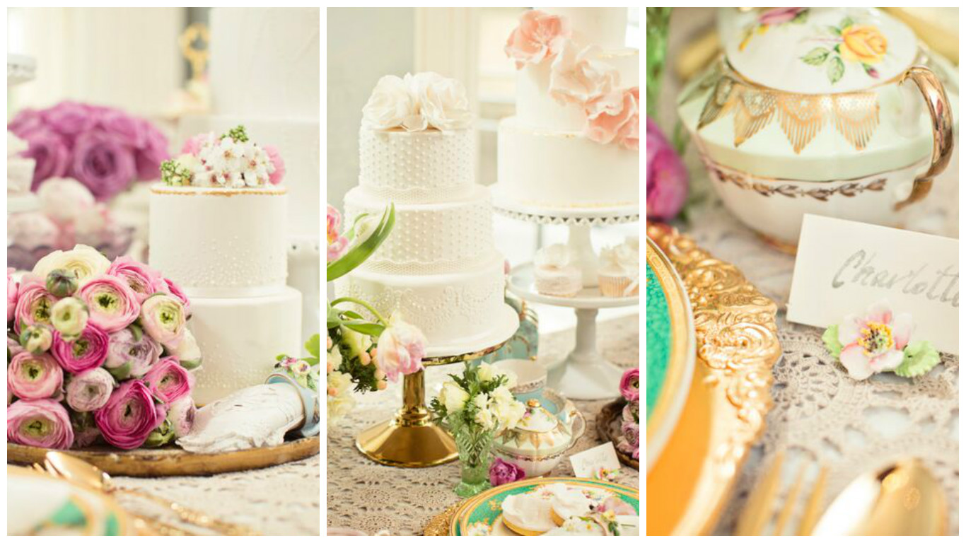 Dessert Table | The Vintage Table Perth
