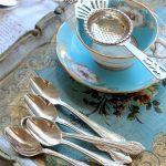 Vintage Silver Plated Teaspoons | Quantity: 400