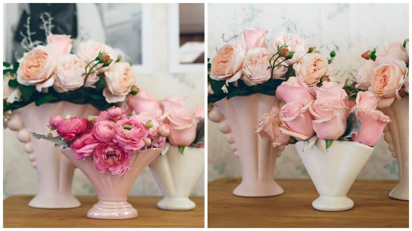 Styling prop hire the vintage table perth vintage 1950s constance spry style vases reviewsmspy