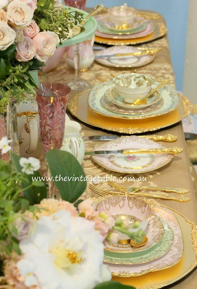 Vintage Table Perth