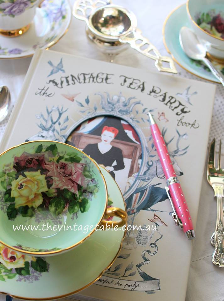 Tea Party Games| The Vintage Table Perth