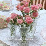 Vintage Cut Crystal Vases
