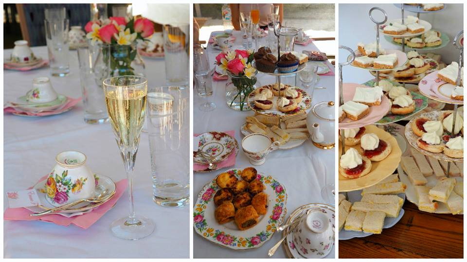 Fundraising High Tea for Women's Cancer Walk | The Vintage Table Perth