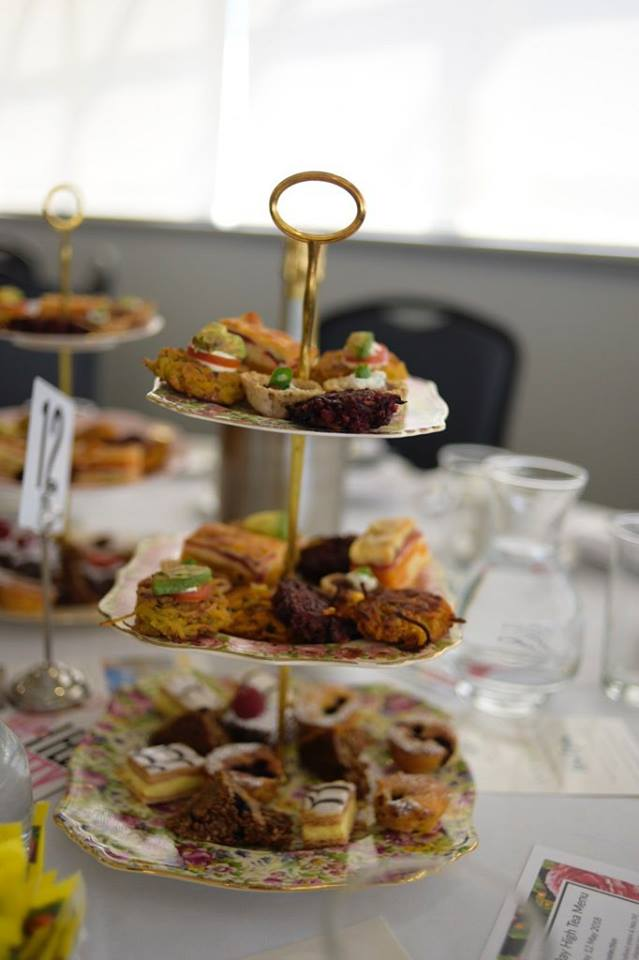 Wesley College Mother's Day High Tea